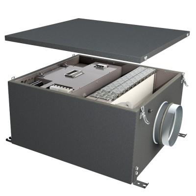 Компактная приточная установка КЭВ-ПВУ85E