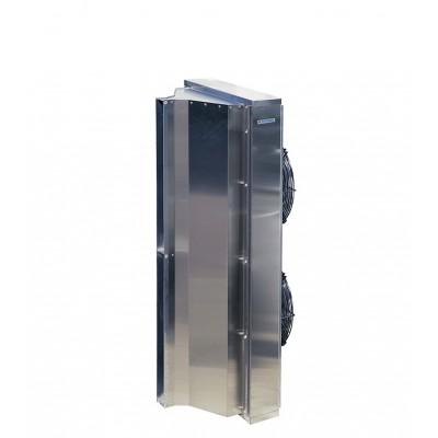 Тепловая завеса КЭВ-125П5051W нерж.