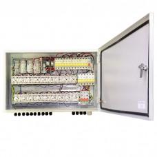 Пульт коммутации и управления БКУ-WA6 для завес с IP54
