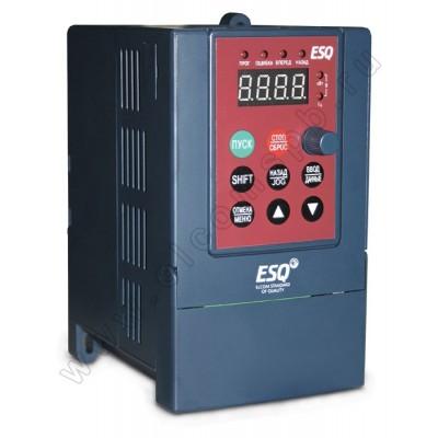 Однофазный преобразователь частоты ESQ-A200-2S0037