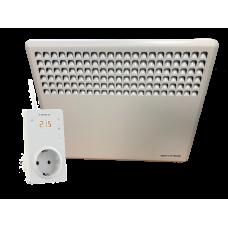 Конвектор Aeroheat EC CР1000W srz (термостат-таймер)