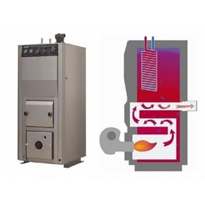 Дизельный/газовый котел ECO 17 LUX